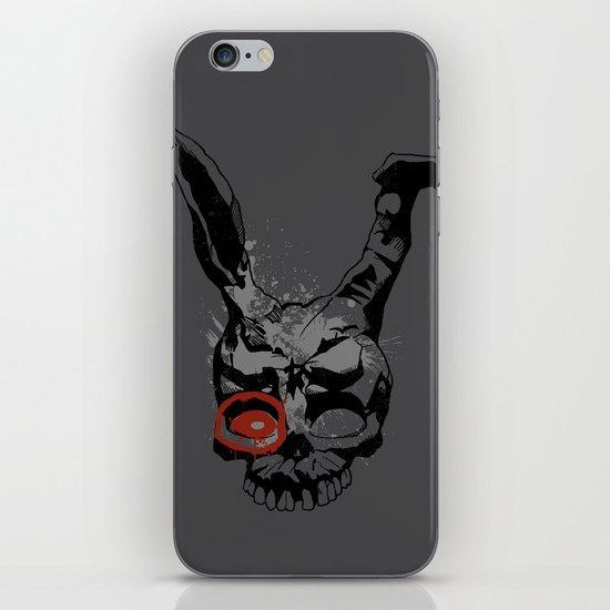 Target Mascot iPhone & iPod Skin