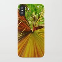 plant iPhone & iPod Cases featuring Plant by Rebecca Brianne