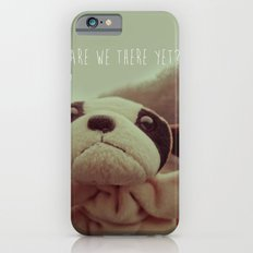Are We There Yet? iPhone 6s Slim Case