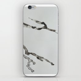 DETERIORATION OF A TWIG iPhone Skin