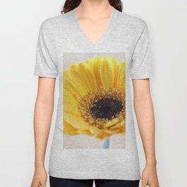 Flowers 5 Unisex V-Neck
