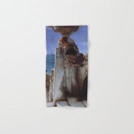 Lawrence Alma-Tadema - A Foregone Conclusion Hand & Bath Towel