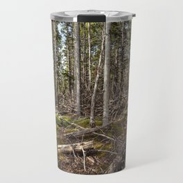 acadian woods Travel Mug