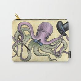 The Common Octopus. Carry-All Pouch