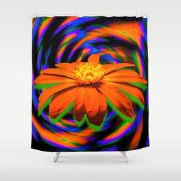 Flurry Shower Curtain