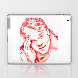 Philip Seymour Hoffman in Red Laptop & iPad Skin