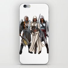 Warrior Angels iPhone & iPod Skin