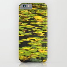 Water Lilly  iPhone 6s Slim Case