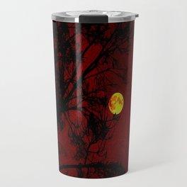 Red Sky - 031 Travel Mug