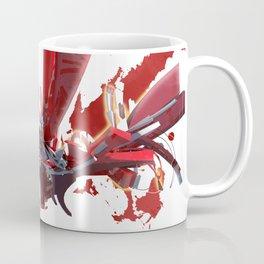 3d graffiti - 'Shapes Coffee Mug