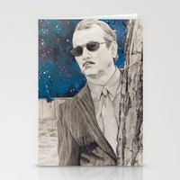 """rushmore Stationery Cards featuring """"Rushmore"""" by Littlefield Designs"""
