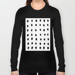 Jacques Pattern Long Sleeve T-shirt