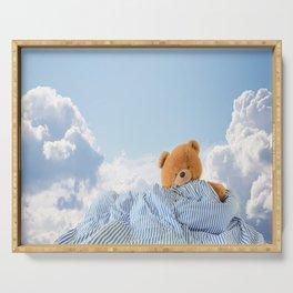 Sweet Dreams - Teddy Bear's Nap Serving Tray