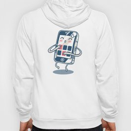 iTouch mySelf Hoody