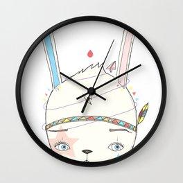 うさぎドロップ [Usagi doroppu] 토끼드롭 Wall Clock