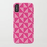 pyramid iPhone & iPod Cases featuring Pyramid by Matt Borchert