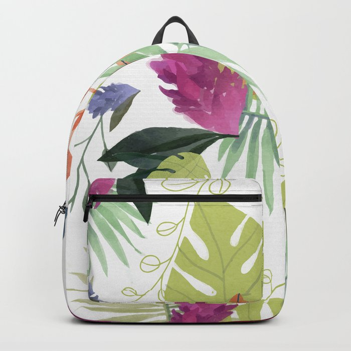 pattern 078 Backpack