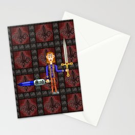 Michaela at 27 Years of Age Stationery Cards