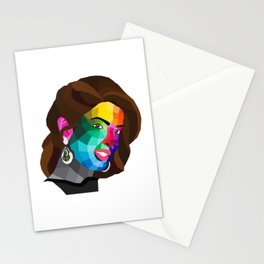 Priyanka Chopra - popart portrait Stationery Cards