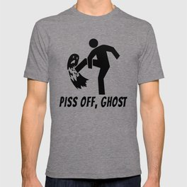 Piss off, ghost T-shirt