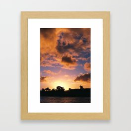 Prince Kuhio's Framed Art Print