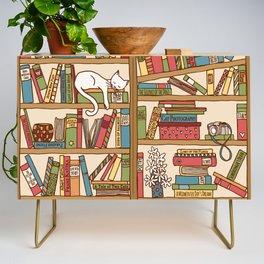 Bookshelf No. 1 Credenza