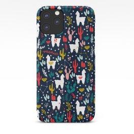 Cute Alpaca iPhone Case