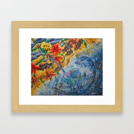 Power of Intention  Framed Art Print