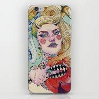 devil iPhone & iPod Skins featuring Devil. by Izuru  Kumo