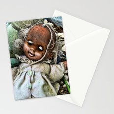 Doll Plague  Stationery Cards