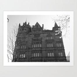 The Ocean Building, Belfast (2) Art Print