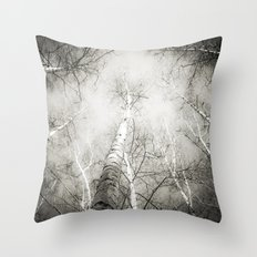 Into the Forest - Nr. 5 Throw Pillow