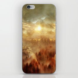 Wish You Were Here (Chapter I) iPhone Skin