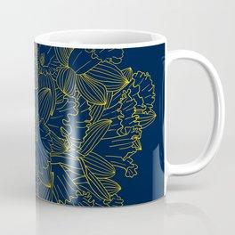 Daffodils by Night Coffee Mug