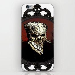 Victorian Predator Skull iPhone Skin