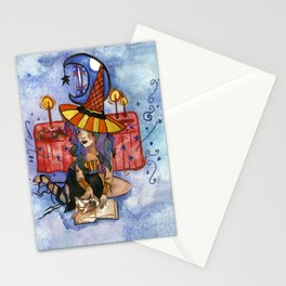 Casting a Spell Stationery Cards