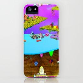 solidtecknik iPhone Case