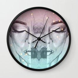 Soul Searching Wall Clock