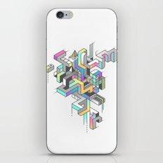 Tetral iPhone & iPod Skin