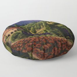 Tuscany Floor Pillow