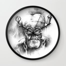 The Monster of Berry Wall Clock