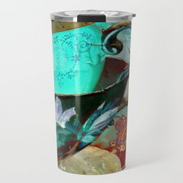 Madhatter's Teaparty No.30 Travel Mug