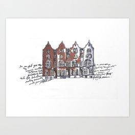 York, England Art Print