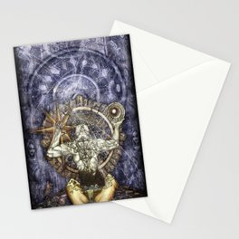 The Crux Stationery Cards