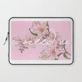 I need U (pink ver.) Laptop Sleeve