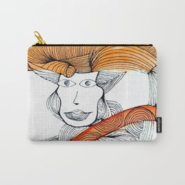 Illogical Man Carry-All Pouch