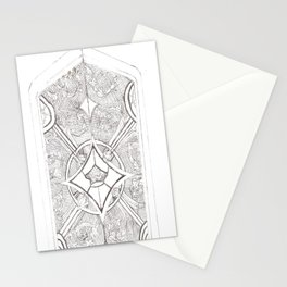 Turkish Plate Stationery Cards