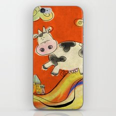 Cow iPhone & iPod Skin