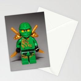 Ninjago Stationery Cards