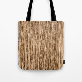 Thousands of reeds Tote Bag